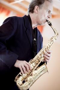 Saxophon-