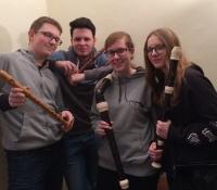 Kammermusik, Ensemble-