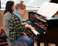 Klavier vierhändig-